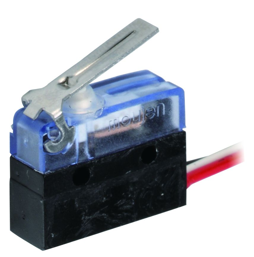 Microswitch, Miniature, Direct Opening Contacts